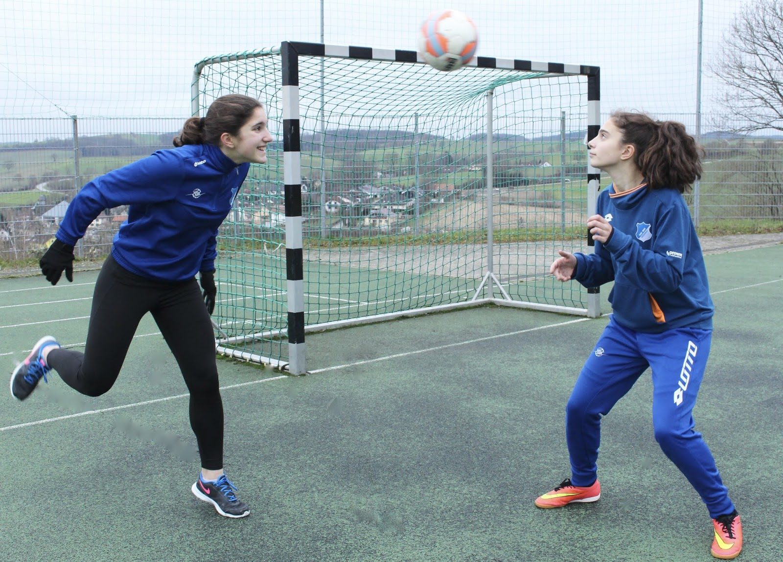 Telekom Sportpaket: Frauen Fussball in Hoffenheim