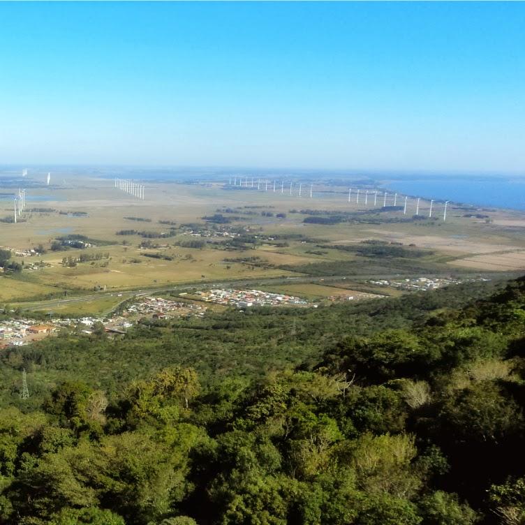 Free Way, Parque Eólico e Lagoa dos Barros, Osório