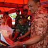 Pangdam VII/Wirabuana,Personil Harus Semangat Dalam Bertugas