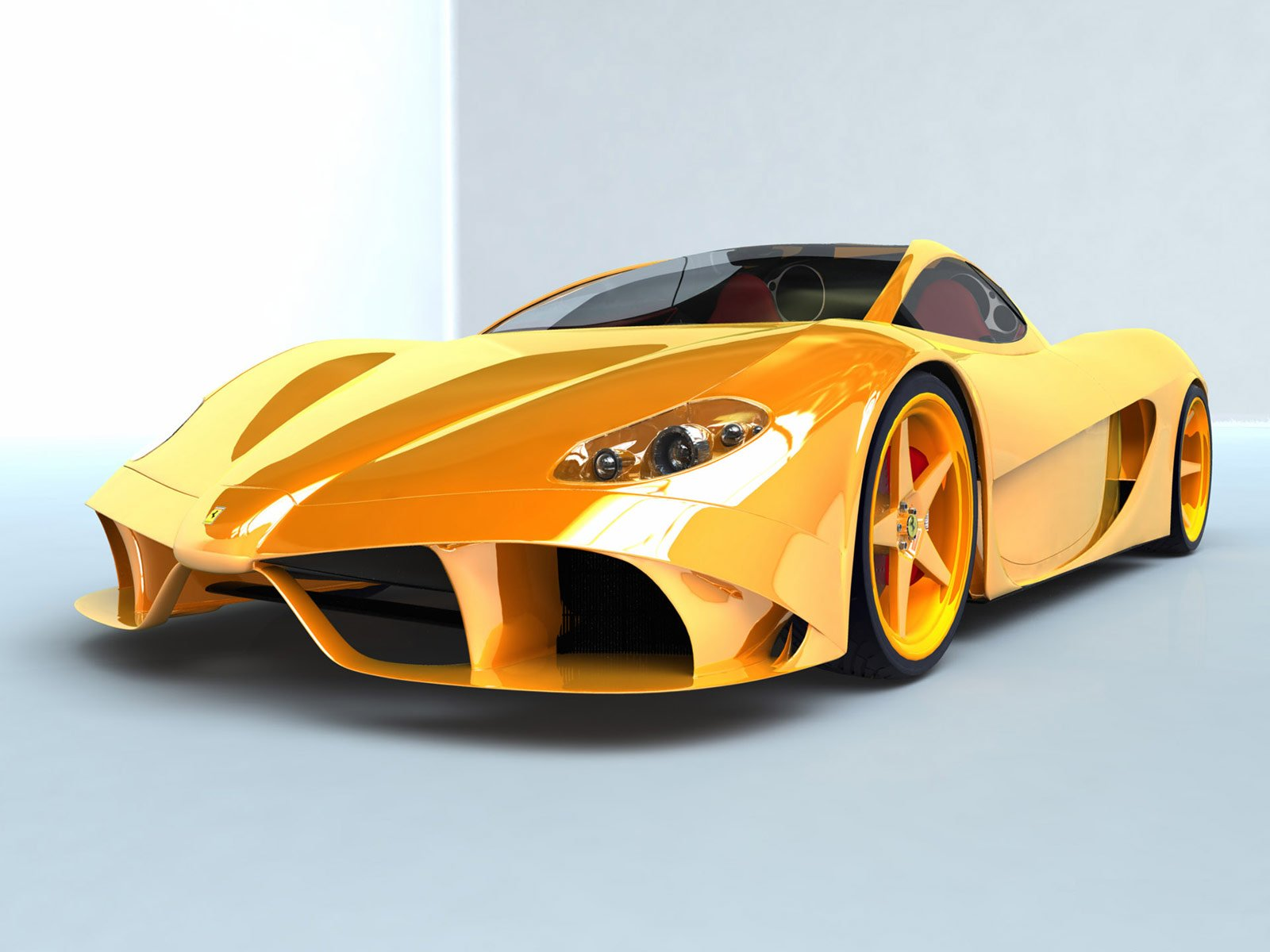 Super Jump Cars: modified sports cars wallpapers