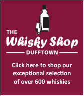 The Whisky Shop Dufftown