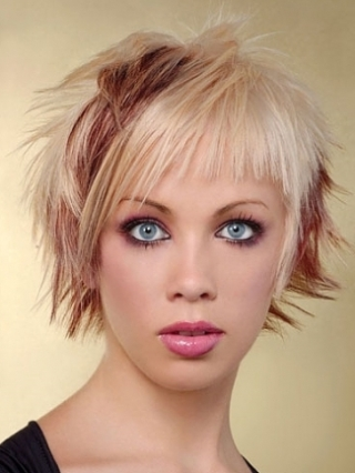Up to Date Hair Style: Hair Highlights Ideas