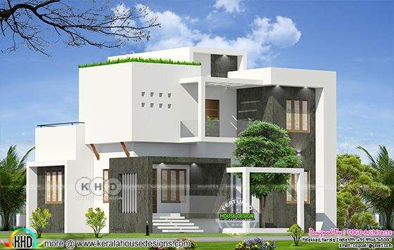 ₹25 Lakhs Budget Contemporary beautiful home