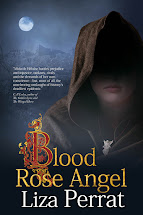 The Bone Angel Series Book 3 Blood Rose Angel