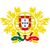 Logo Gambar Lambang Simbol Negara Portugal PNG JPG ukuran 100 px