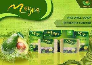 Sabun Mayva Avocado