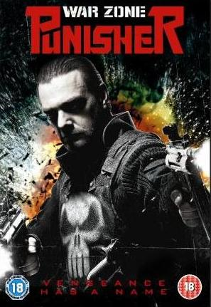 Curiosity Of A Social Misfit: Punisher: War Zone DVD Review