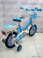 3 Sepeda Anak GoodWay 0212 Natalie 12 Inci