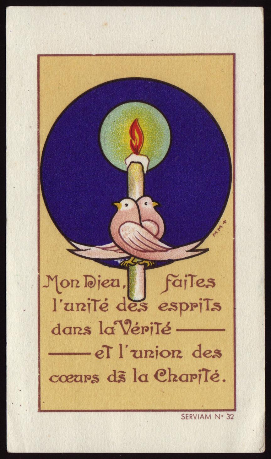 Holy Cards For Children Prayer