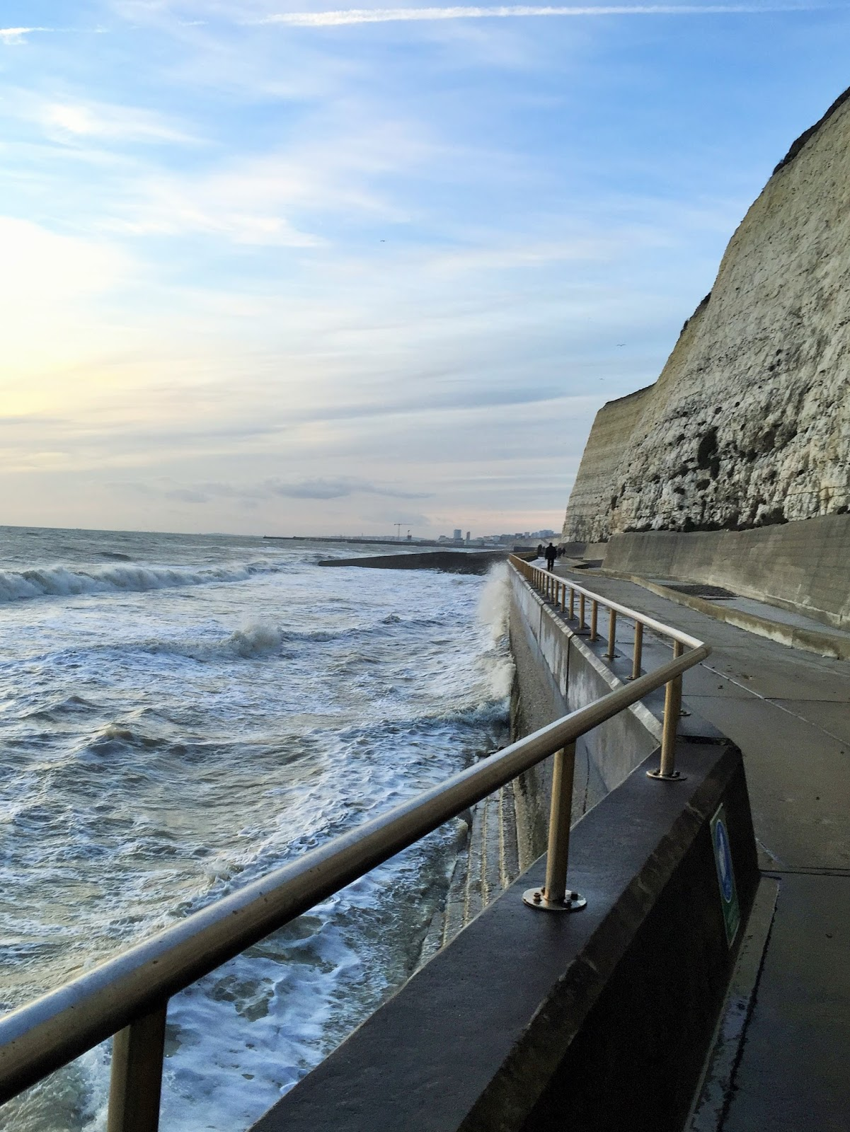Undercliff Walk, Brighton photo by Modern Bric a Brac
