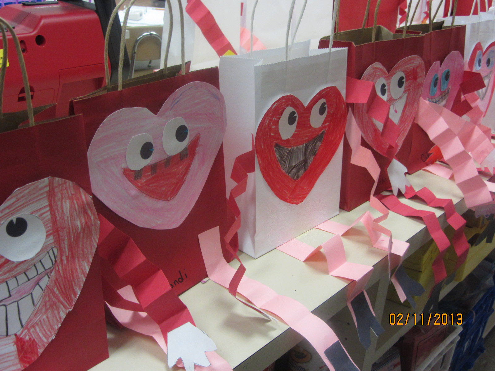 Valentine S Day Craft The Teaching Bug