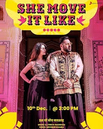 Download She Move It Like By Badshah - blogger.com
