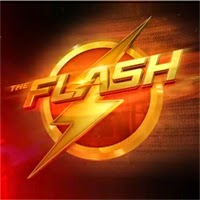 "Logo del show de CW ""The Flash"""