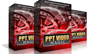 PPT Video Magic - Membuat Video Marketing Profesional
