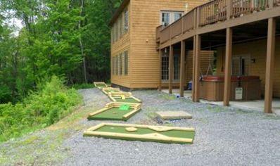 Deep Creek Lake Real Estate Blog New Mini Golf Course At