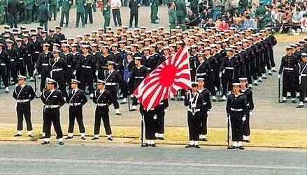 Japón piensa en volver a tomar las armas