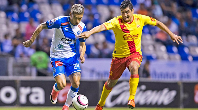 Puebla empató 1-1 ante Monarcas