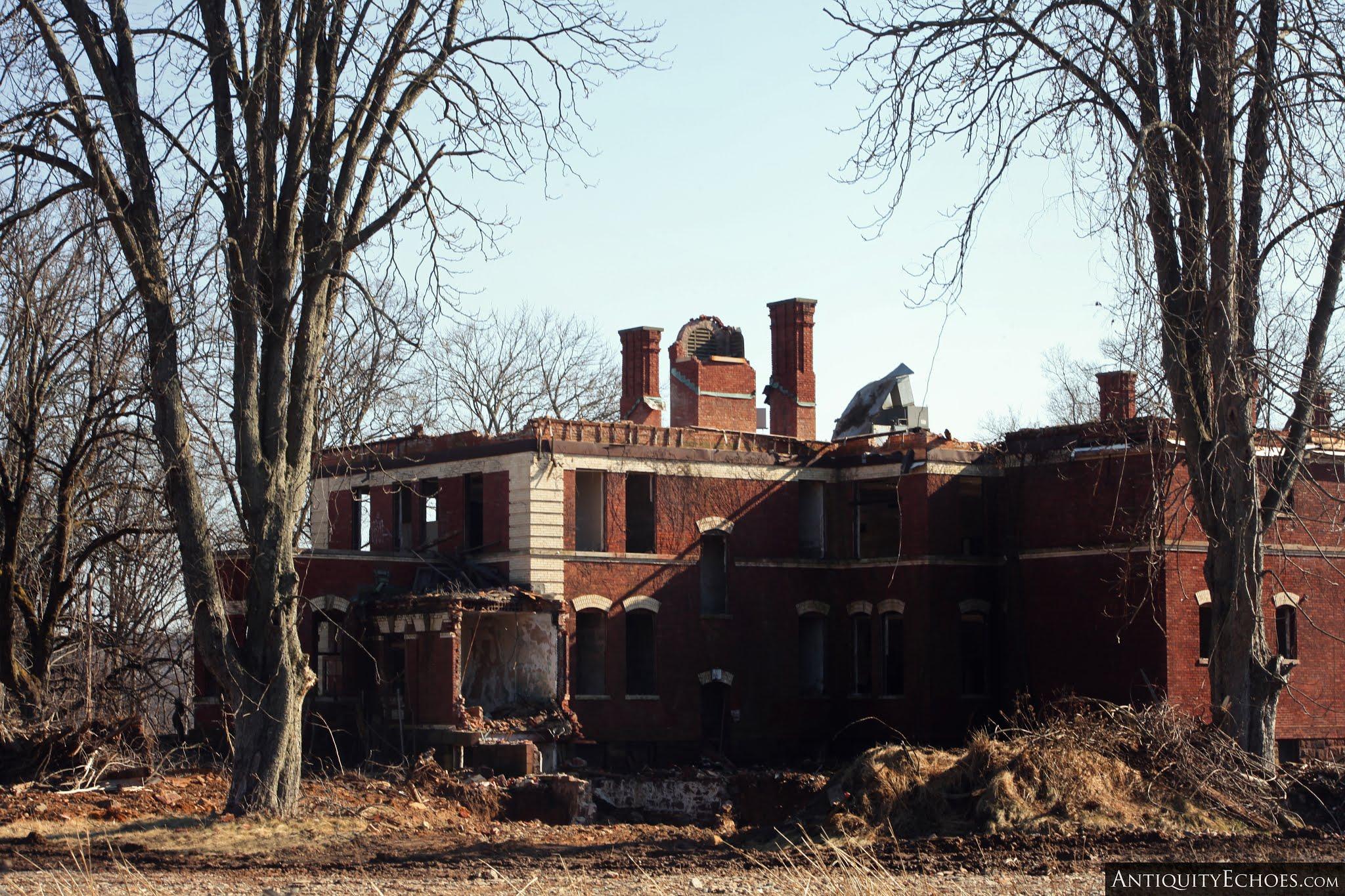Overbrook Asylum - Undoing