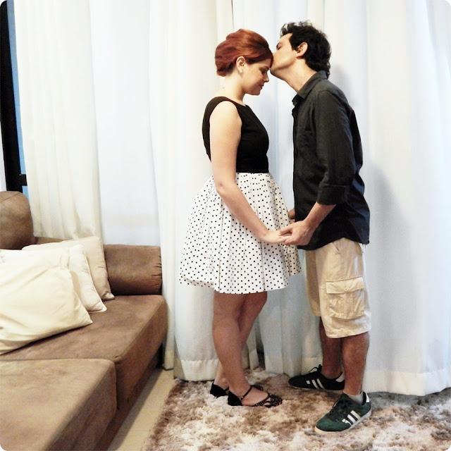urbano e retrô, blog de casal, look de casal, jell e marcelo