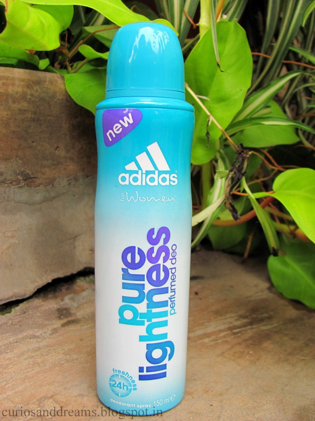 Adidas Pure Lightness Deo Review