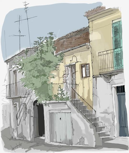 Francesco Fontana, via paladino