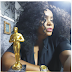 Curvy Actress Cossy Ojiakor Shares The Most Cherished Item In Her Home - Photo