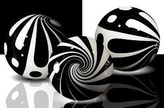 Re-Create Your Life Today: Black, White, Or Striped?