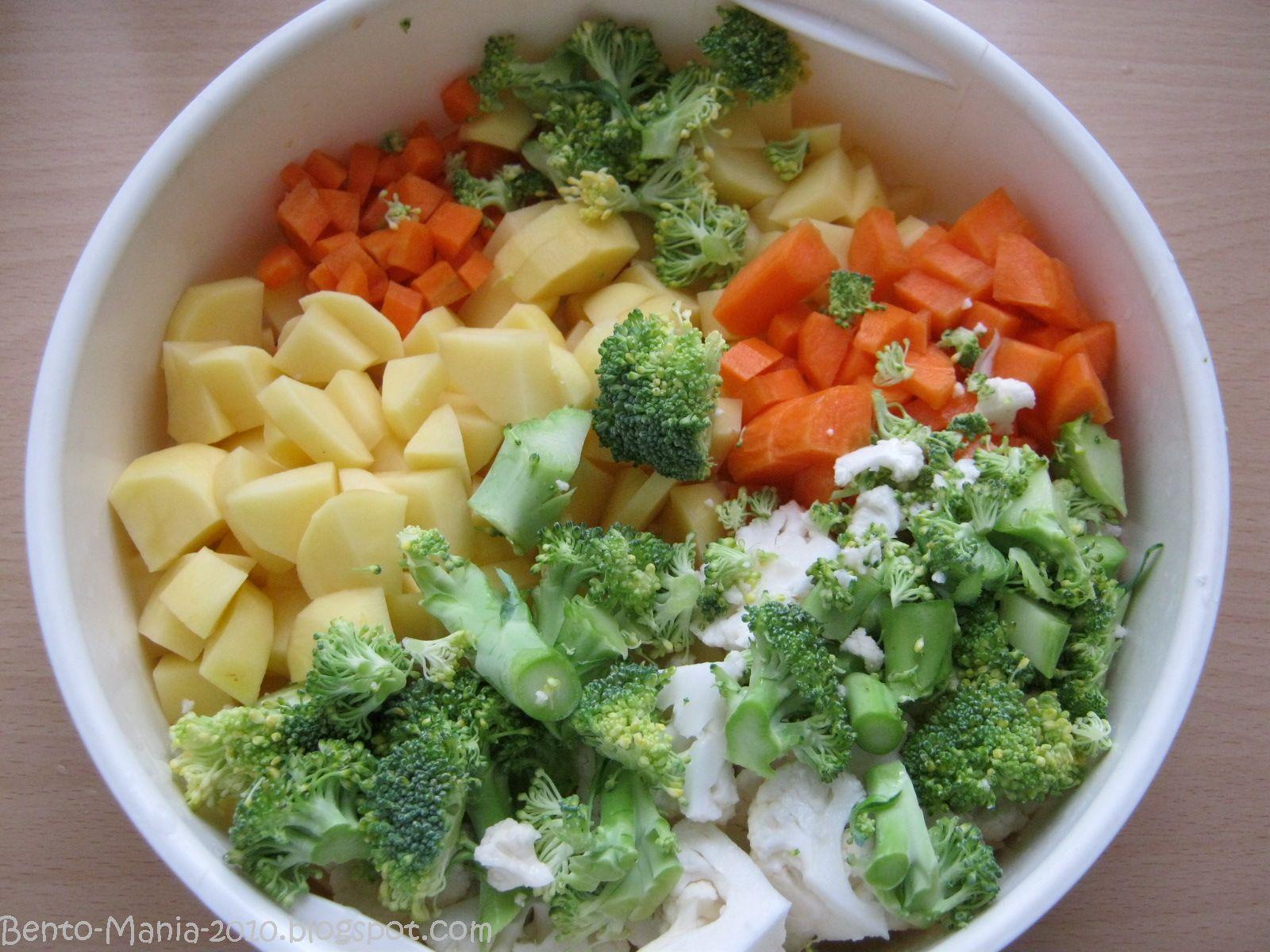 bento mania verr ckt nach der japanischen lunch box rezept des monats vegetarische. Black Bedroom Furniture Sets. Home Design Ideas