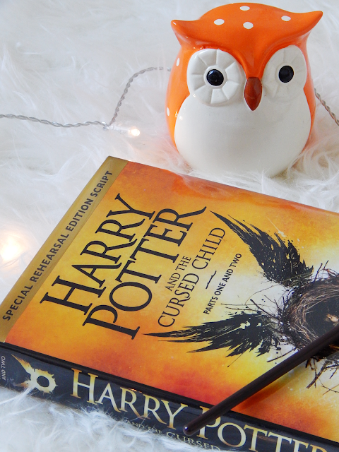 Harry Potter And The Cursed Child No Spoiler Book Review | empoweredinternetwomen