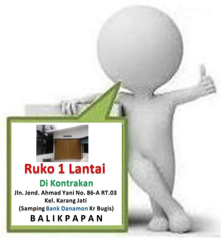 Ruko_DiBalikpapanDiKontrakan