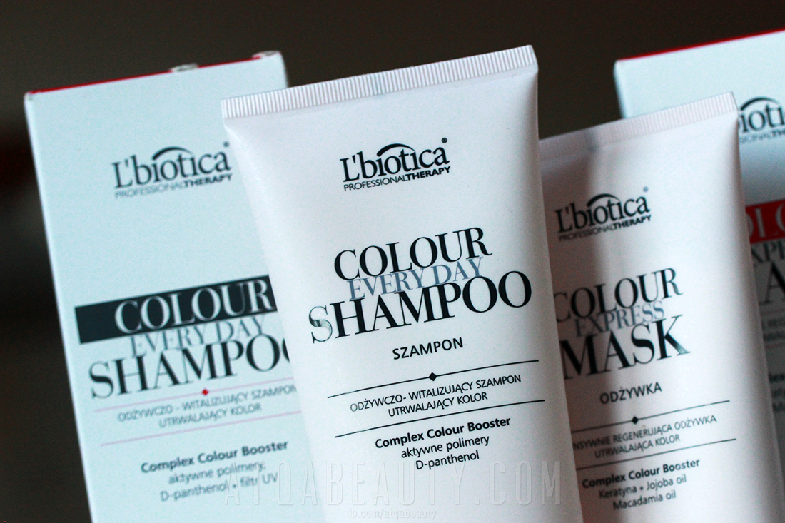 L'biotica Professional Therapy Colour