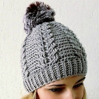 Chic Cable Beanie