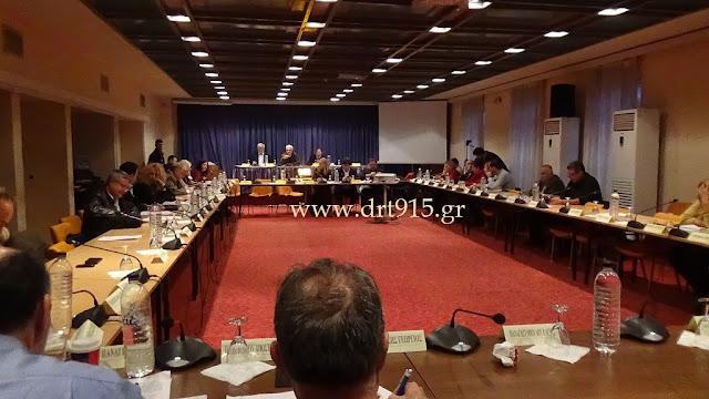Συνεδριάζει το Περιφερειακό Συμβούλιο Πελοποννήσου στις 24 Ιουλίου 2017
