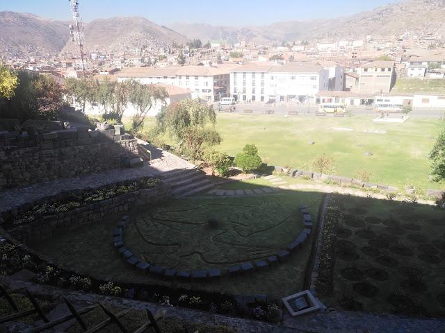 Q'oricancha Cusco