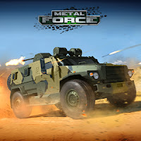 Metal Force: War Modern Tanks v2.60