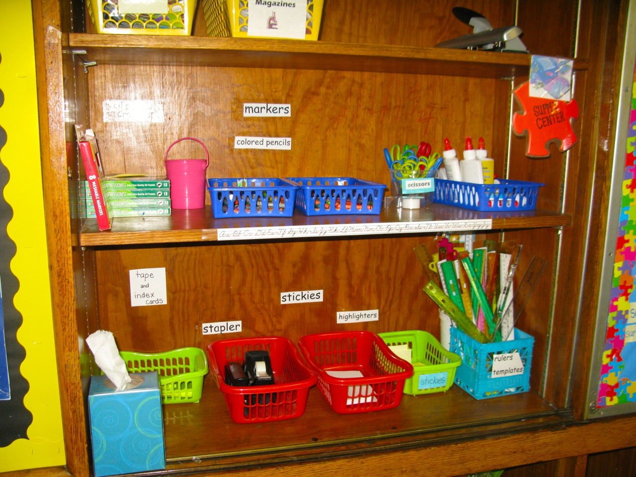 Classroom Equipment Ideas ~ Aba therapy materials i love
