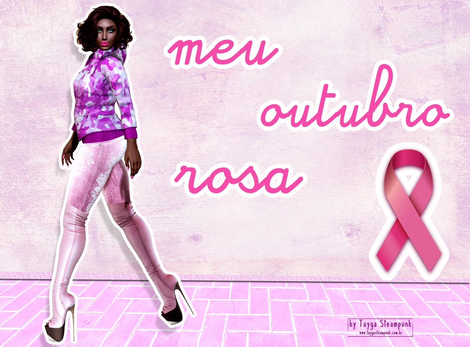 Meu Outubro Rosa... #82