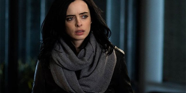 Jessica Jones es cancelada por Netflix