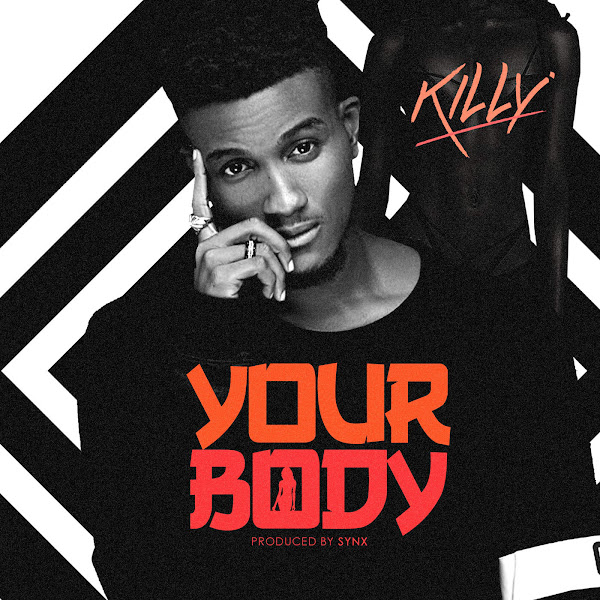 KILLY - Your Body - Single Cover
