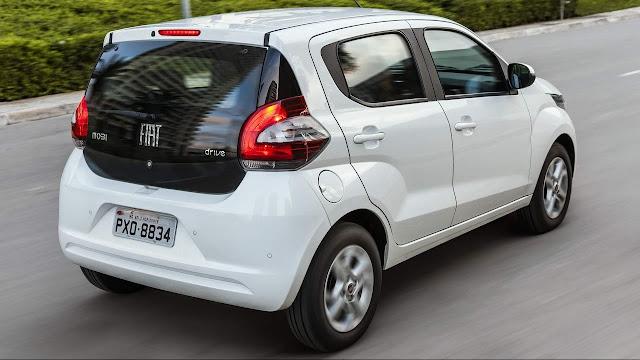 Fiat Mobi 2017: elevação de preço em todas as versões