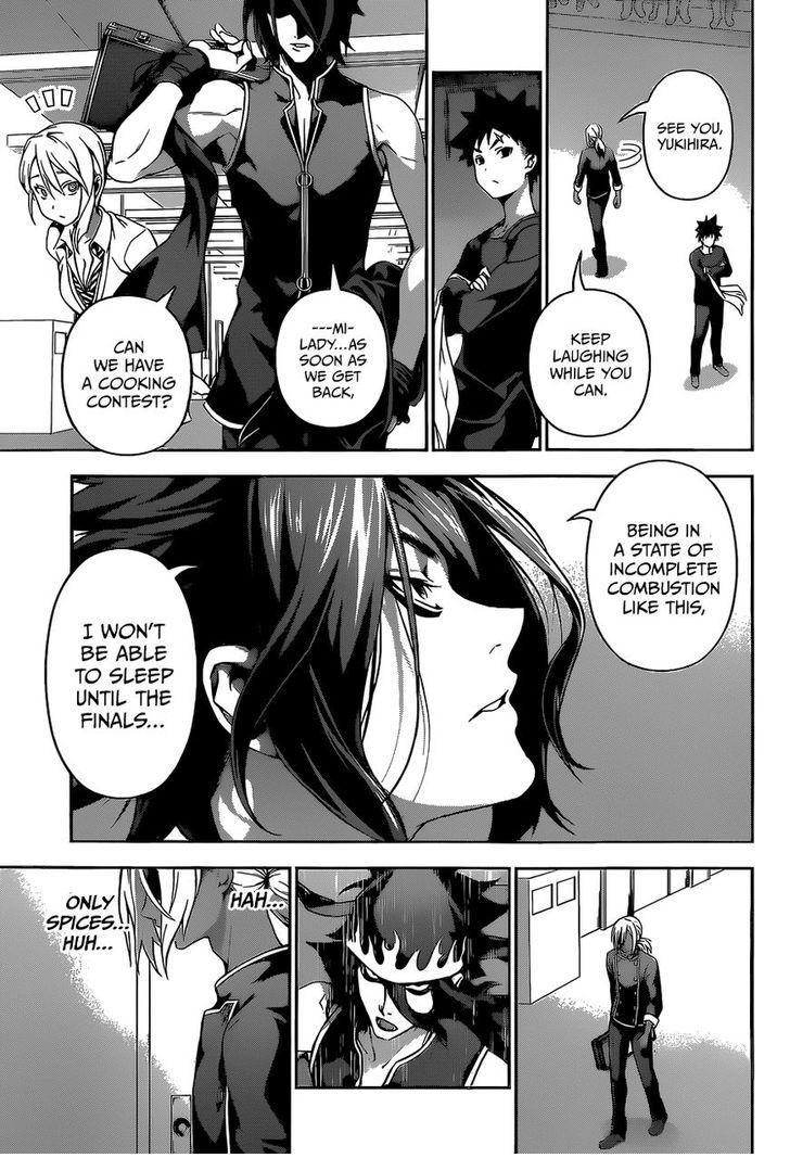 Shokugeki no Soma - Chapter 103