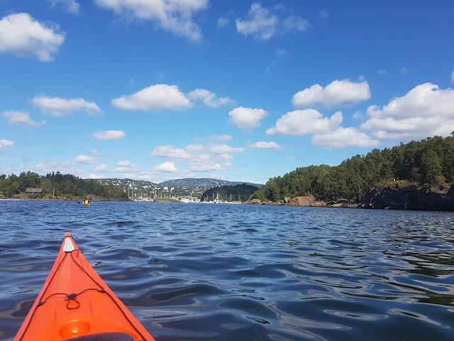 Soljyst Marina, Oslo Kayak Tours, Oslo