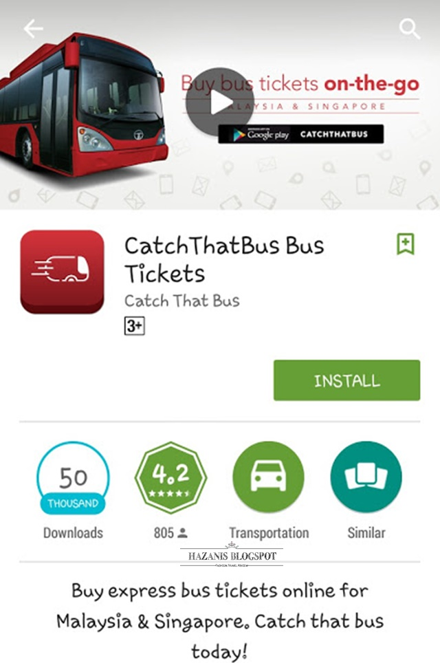 Aplikasi CatchThatBus
