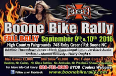 Boone Bike Rally
