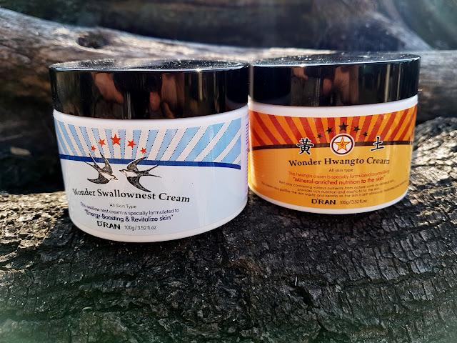 D'RAN - Wonder Swallownest Cream - Wonder Hwangto Cream - koreańskie kosmetyki - koreańska pielęgnacja - krem do twarzy - blog kosmetyczny - blogerka kosmetyczna