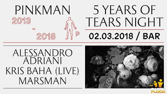 PINKMAN 5 YEARS