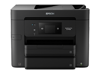Download drivers Epson WorkForce Pro EC-4030