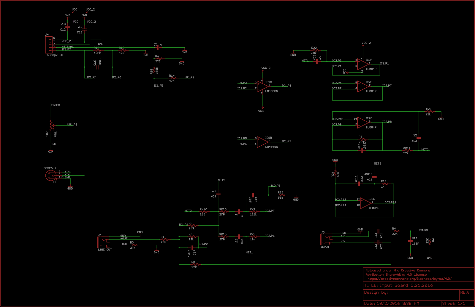 Surprise Mackie Thump 12 Boom Goes The Diode Googling Around I Find Schematics Like This There Is Also A Date Of Design 2014 And Revision So Maybe Few Changes As They Optimize Board Here Image Eagle File