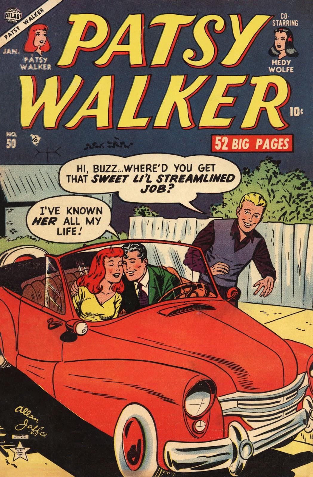 Patsy Walker 50 Page 1