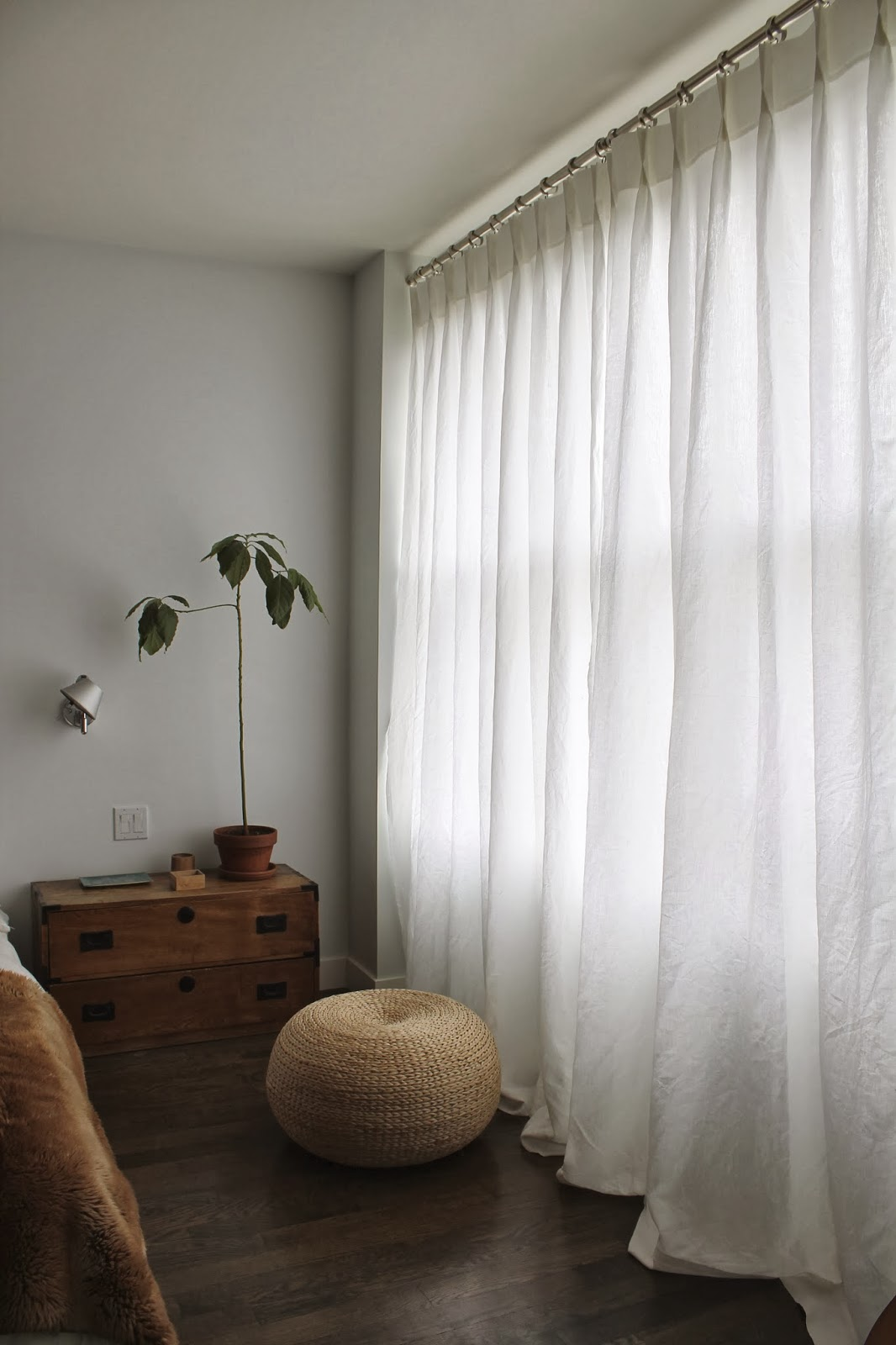 The Shingled House: Master Bedroom Curtains on Master Bedroom Curtains  id=71178